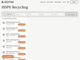 Buy recycled hdpe plastic scrap | hdpe recycling – Atomler