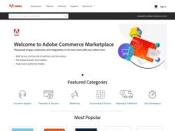 Magento Marketplace screenshot