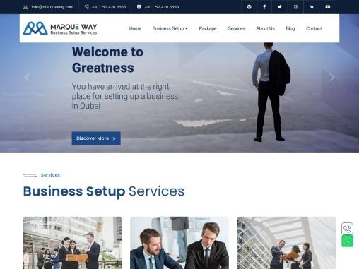 A leading business set up company in Dubai