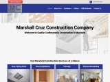 Professional Construction Contractors Baltimore – Marshall Cruz Construction