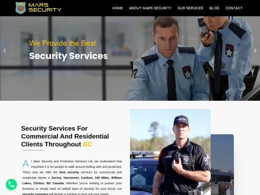 Best Security Company In Vancouver