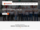 MARVEL TRUCKING SOLUTIONS, INC