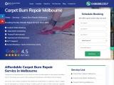 Get Reasonable Carpet Burn Repair Melbourne – Master Carpet Repair Melbourne