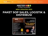 Contoh SOP Distribusi Barang (Master SOP)