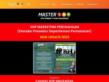 Contoh SOP Marketing Pemasaran (Master SOP)