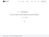 How to Create an NFT Marketplace?