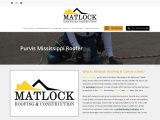 Roofing Contractors Jackson MS