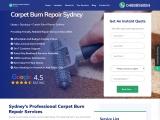 Get Best Carpet Burn Repair Sydney – Matrix Carpet Repair Sydney