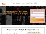 Advance Digital Marketing Course in Kanpur – Max Digital Academy