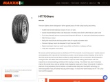 HT770 Bravo Maxxis HT-770 is the result of over three years of market research and engineering.