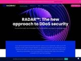 DDoS RADAR | DDoS Attack Defense with RADAR | MazeBolt Technologies