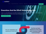 How DDoS attack causes downtime | Downtime and DDoS Mitigation Gap | MazeBolt Technologies