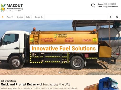 diesel distributor in abu dubai