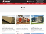 Blog | Containers For Sale | Shipping Containers For Sale