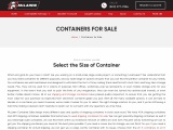 Shipping Containers For Sale | Conex Containers For Sale Near Me