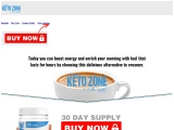 Keto Zone MCT Oil Powder