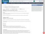 Management of Fluid and Electrolytes Case File