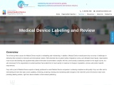 Medical Device Labeling, MDR labelling compliance, EUDAMED compliance