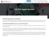 US FDA Agent Representation, FDA Medical Device Agent Services