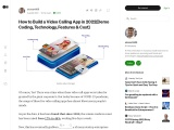 video chat app has best video quality