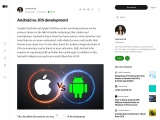 Android vs. IOS development lets find out