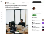 Everything you need to know about Engage a Web Development Company