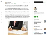 Need representation in a family law matter?