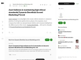 Asort brings endeavors for homemakers : Dynamic Beneficial Accord Marketing Pvt. Ltd