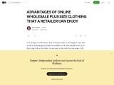 Plus Size Wholesale Uk – Buy Online Cheap Plus Size Wholesale Uk!