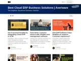 Best Cloud ERP Software for Small and Medium Businesses