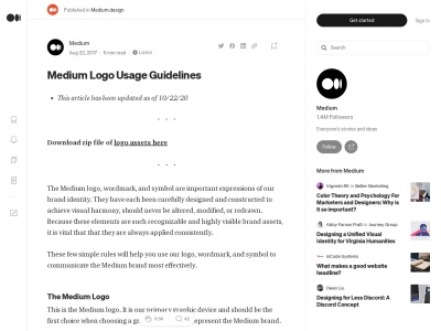https://medium.com/policy/logos-and-brand-guidelines-f1a01a733592
