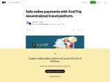 Safe online payments with XcelTrip decentralized travel platform