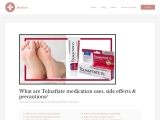 What is Tolnaftate medication?