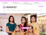 Bridal Makeup Artist In Delhi | Meenakshi Dutt Makeovers