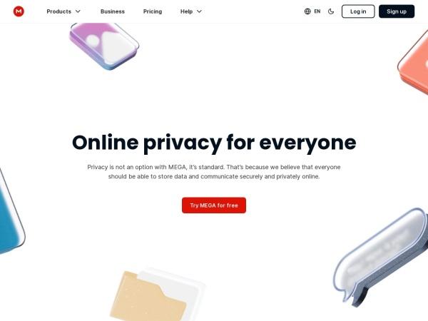 MEGA  - Best Free Cloud Storage Services (2020)
