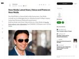 Ness Wadia: Latest News, Videos and Photos on Ness Wadia