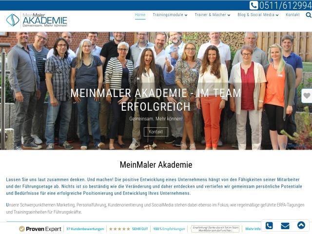 MeinMaler Akademie