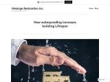 How waterproofing increases building Lifespan