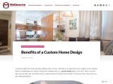 Benefits of a custom home design