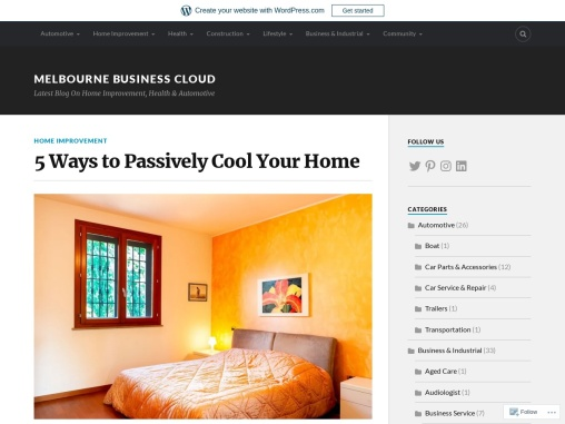 5 Ways to Passively Cool Your Home