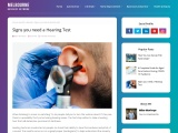 Signs you need a Hearing Test – Melbourne