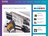 Signs you need to Change your Aircon Filter