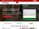 Memphis Bath Remodel – Memphis Bathroom Remodel