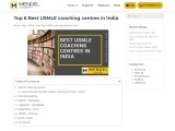 USMLE coaching centres in India