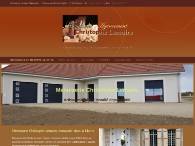 Menuiserie lemaire