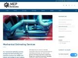Mechanical estimating services