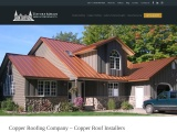 Copper Roofing Company – Copper Roof Installers