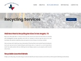 Iron Recycling Services San Angelo