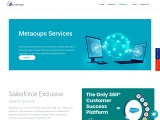 Metaoups | Salesforce Services for different Industries