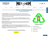 Lithium Ion Battery Recycling Technology – Discovery how they extract lithium from Batteries